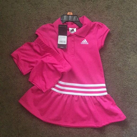 adidas Other - Size 2T Adidas 2pc set